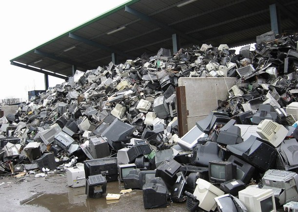 WEEE ... What happens to your electrical items that go for recycling?