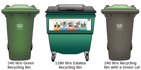 Please bring your wheelie bins to the boundary of your property a day later if you require a collection