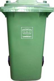 Please make good use of your recycling bins during the Christmas period.