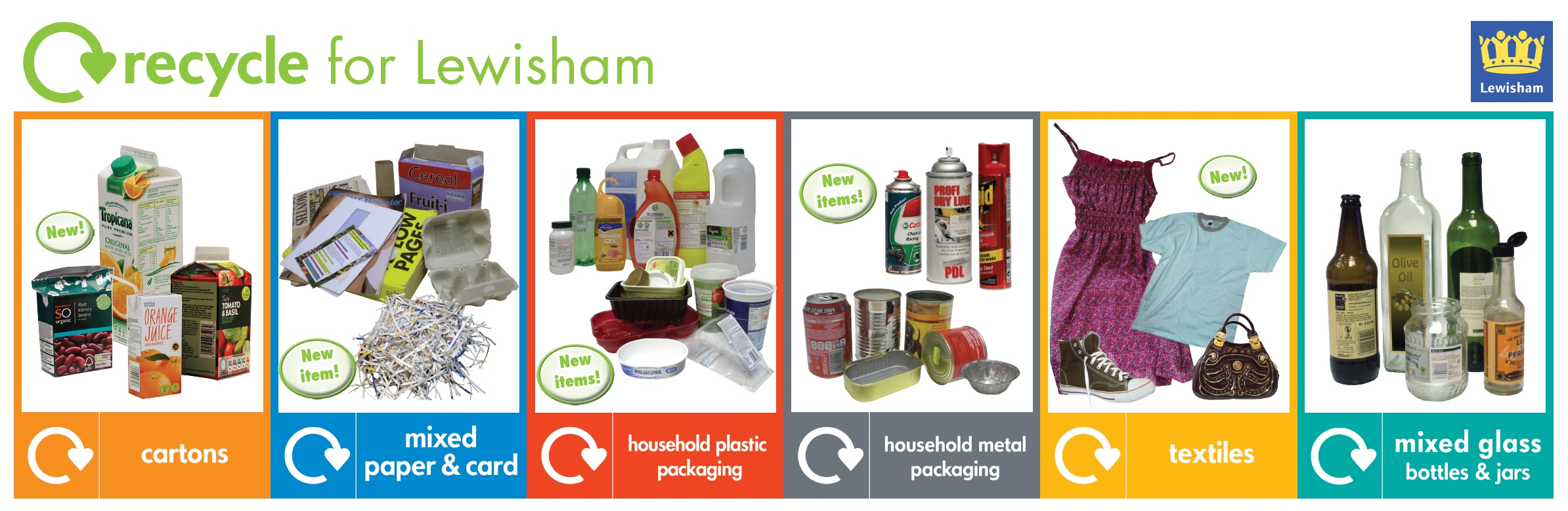Boost For Recycling As Lewisham Chooses New Contractor