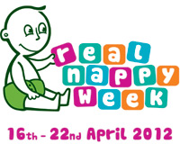 Real Nappy Week logo