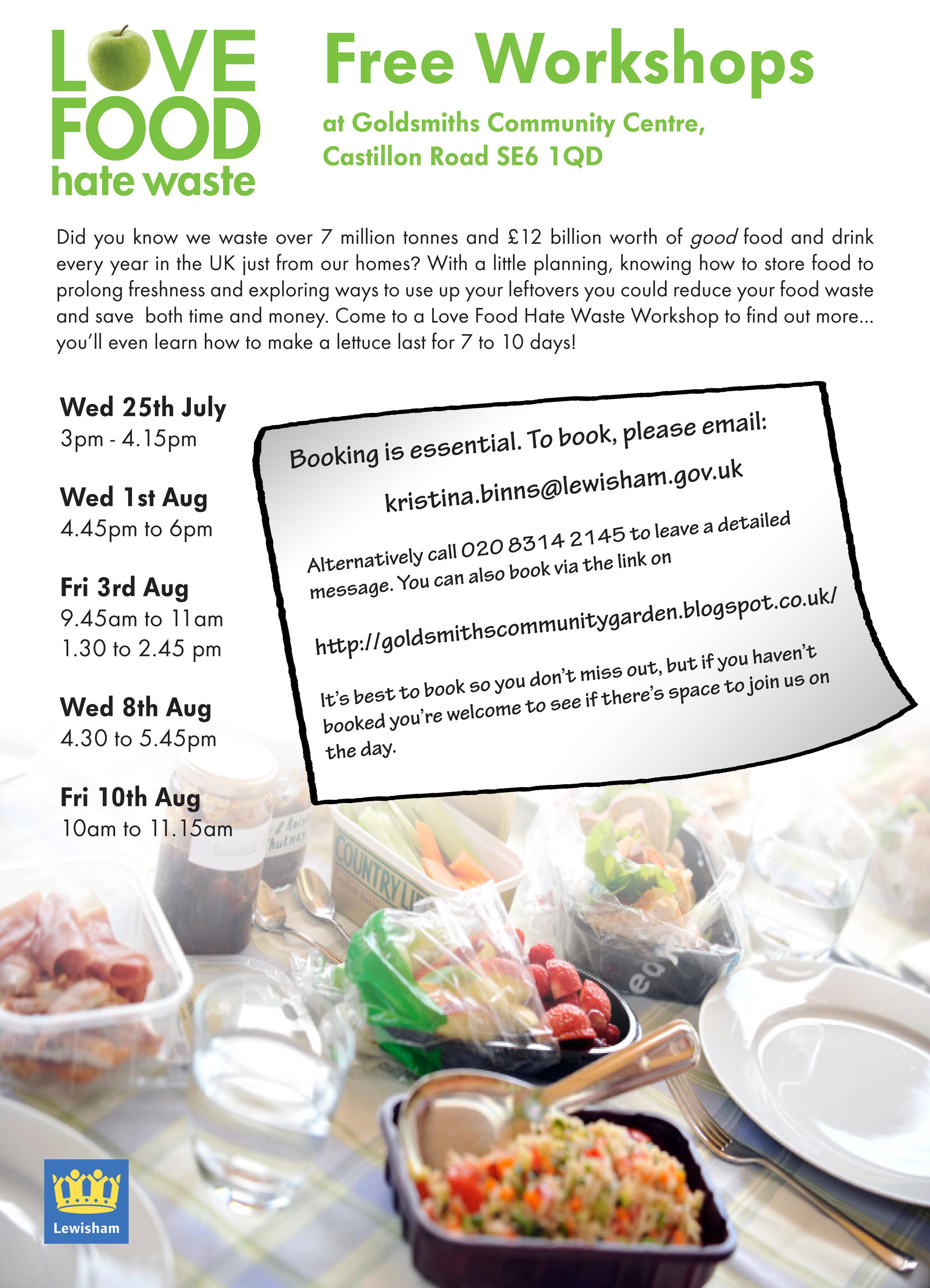 Food waste recycle for lewisham love food hate waste forumfinder Gallery