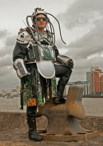 'I want your old electronic waste during WEEE Week'.