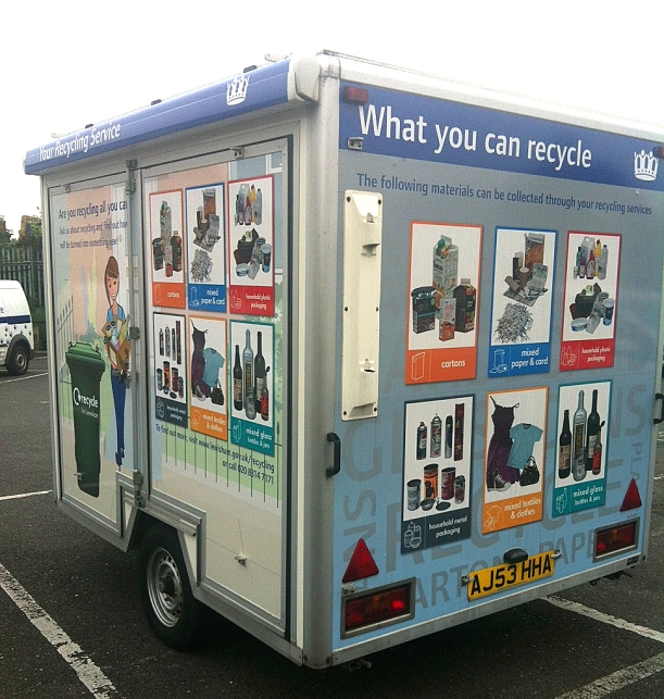 Visit us at our newly refurbished trailer on Friday 21st June.