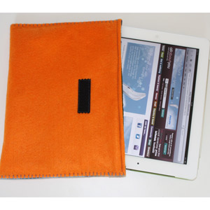 Why not have a go at making a case for an iPad or similar tablet